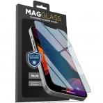 Magglass Anti Mavi Işık iPhone 13 Pro Max Cam Ekran Koruyucu