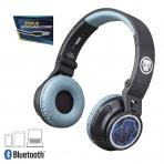eKids Black Panther Bluetooth Kulak Üstü Kulaklık