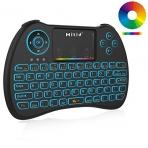 Mitid Wireless Mini Klavye RGB Backlit 2.4G