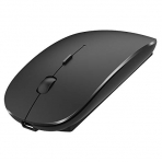 Pasonomi 2.4G Slim Mute Silent Click Wireless Mouse