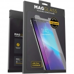 MagGlass iPhone 11 Pro Max Temperli Cam Ekran Koruyucu