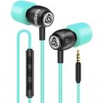 LUDOS Kablolu Kulak İçi Kulaklık (Mavi)