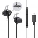 ADPROTECH Kablolu Kulak İçi Kulaklık (Siyah)