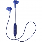 JVC Kablolu Kancalı Kulaklık (Mavi)