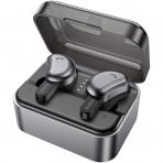 AMORNO Bluetooth Kablosuz Kulak İçi Kulaklık (Siyah)
