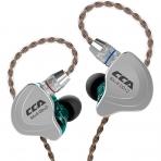 H HIFIHEAR Kablolu Kulak İçi Kulaklık (Gri)