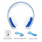 VOTONES Çocuklar İçin Bluetooth Kulak Üstü Kulaklık