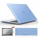 iBENZER MacBook Pro Koruyucu Kılıf (13 inç)-Airy Blue