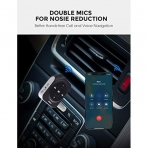 Mpow Bluetooth FM Transmitter Araç Adaptörü