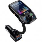 VicTsing Bluetooth Araç İçin FM Transmitter (2.Nesil)