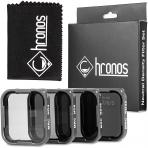 Chronos GoPro Hero 7 Nötr Yoğunluk ND Filtre Seti