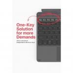 Inateck Surface Go Bluetooth Klavye