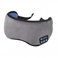 Homder Uyku Kulaklıkları Bluetooth Kablosuz Göz Maskesi (Siyah)