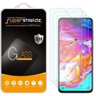 Supershieldz Galaxy A70 Temperli Cam Ekran Koruyucu (3 Adet)