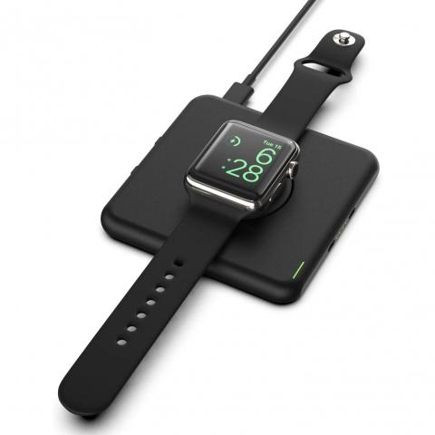 RapidX Apple Watch Kablosuz Şarj Aleti