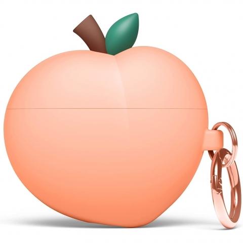 elago Şeftali Şeklinde Apple AirPods 3 Kılıf