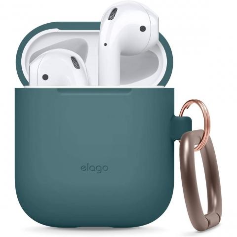 elago Silikon Apple  AirPods 2 Kılıf