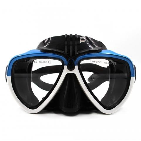 TELESIN Silikon GoPr0 İçin Dalış Maskesi