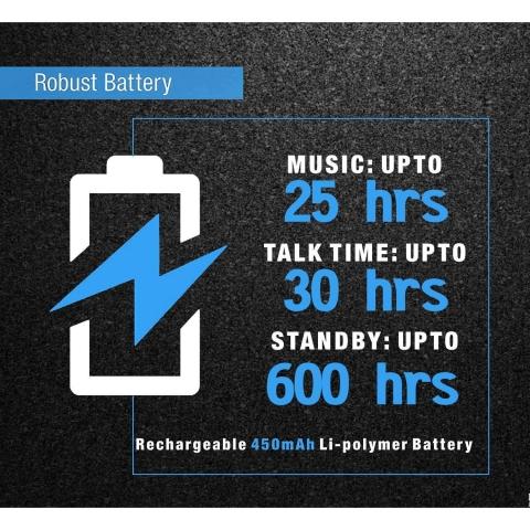 Besign SH03 Bluetooth Ense Tipi Kulaklık