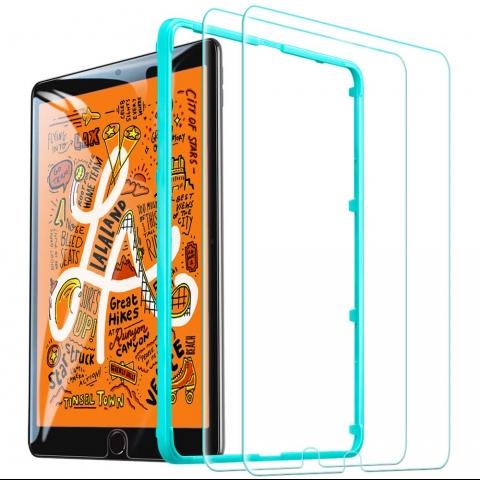 ESR iPad Mini 5 Temperli Cam Ekran Koruyucu (2 Adet)