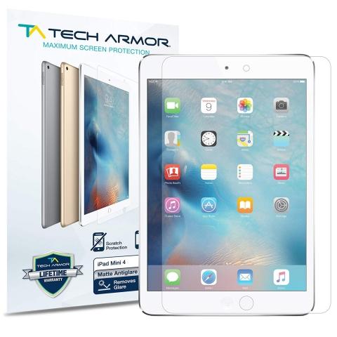 Tech Armor iPad Mini 5 Mat Ekran Koruyucu Film (2 Adet)