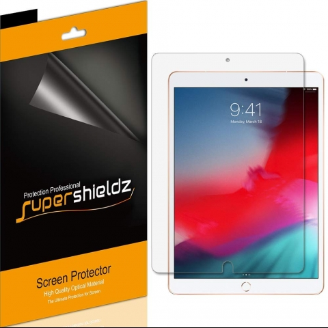 Supershieldz iPad Air 3 Mat Ekran Koruyucu Film (10.5inç)(3 Adet)