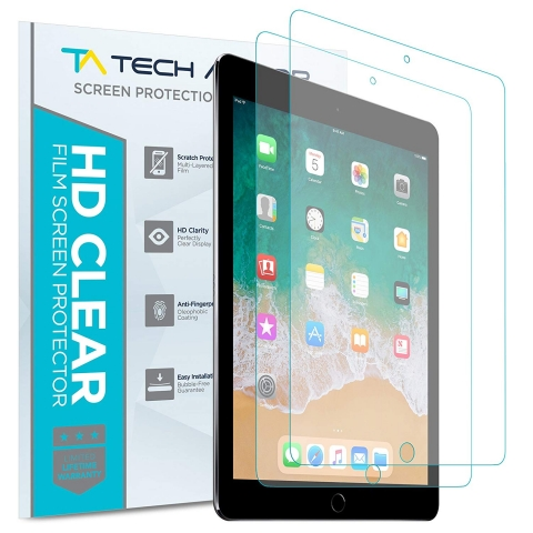 Tech Armor iPad Air 3 Mat Ekran Koruyucu Film (2 Adet)