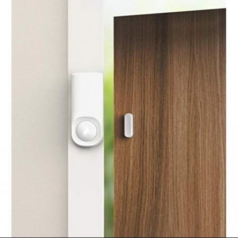 Kangaroo Akıllı Ev Güvenlik Sistemi (Hareket ve Giriş Sensörü)(2 Paket)