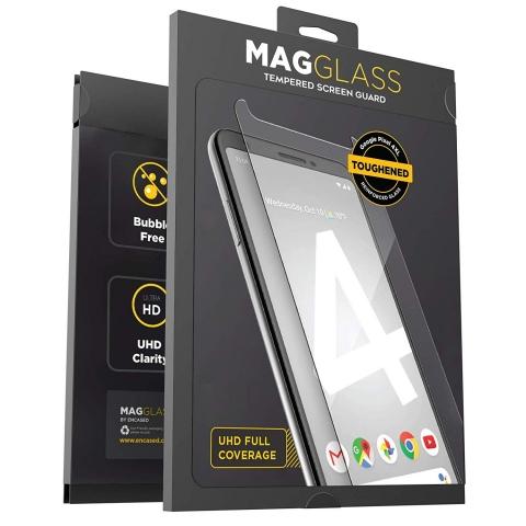 Magglass Google Pixel 4 XL Temperli Cam Ekran Koruyucu