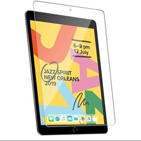 MagGlass iPad Temperli Cam Ekran Koruyucu (10.2 inç)(7.Nesil)
