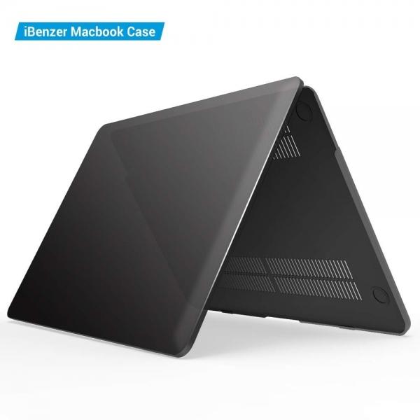 iBENZER MacBook Pro Koruyucu Kılıf (13 inç)-Black