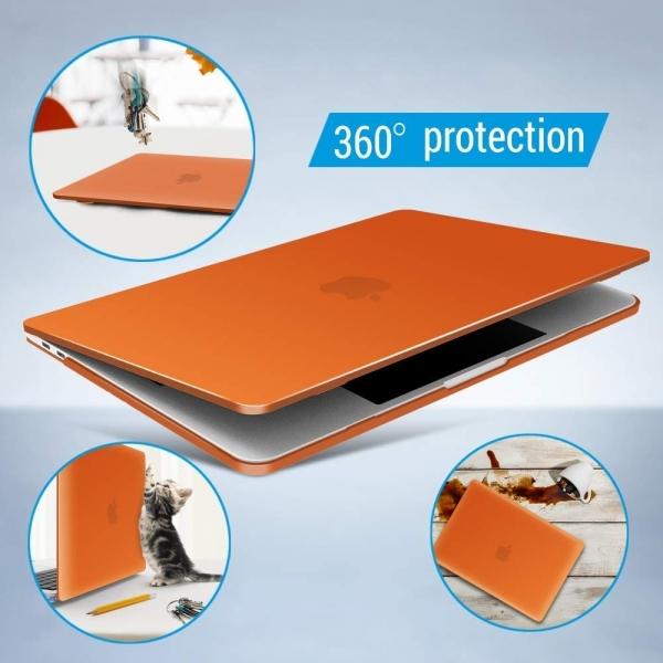 iBENZER MacBook Pro Koruyucu Kılıf (13 inç)-Orange