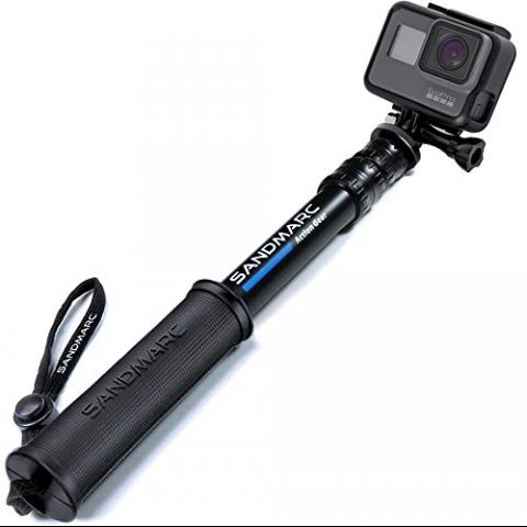 SANDMARC Pole Compact Edition Su Geçirmez Selfie Çubuğu