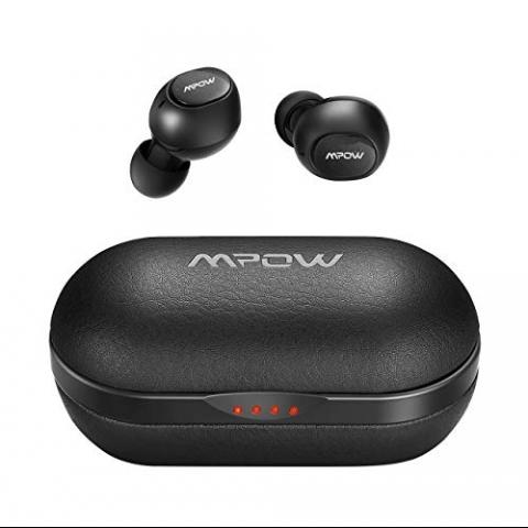 Mpow Bluetooth Kablosuz Kulak İçi Kulaklık