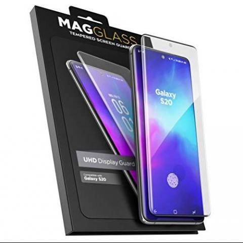 Magglass Samsung Galaxy S20 Temperli Cam Ekran Koruyucu