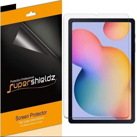 Supershieldz Galaxy Tab S6 Lite Ekran Koruyucu Film (10.4 inç)(3Ad)