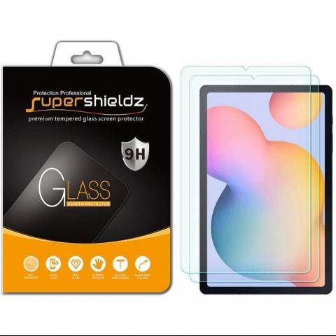 Supershieldz Galaxy Tab S6 Lite Cam Ekran Koruyucu (10.4 inç)
