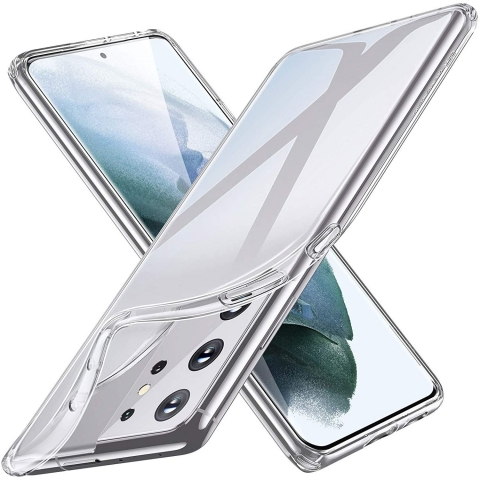 ESR Samsung Galaxy S21 Ultra Zero Serisi Şeffaf Kılıf