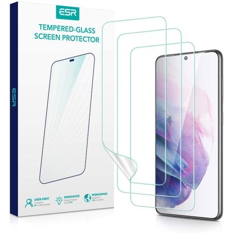 ESR Samsung Galaxy S21 Plus Ekran Koruyucu Film (3 Adet)