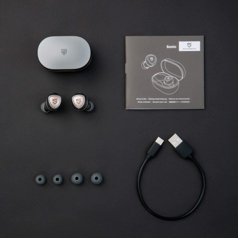 SoundPEATS Sonic Wireless Kulak İçi Kulaklık