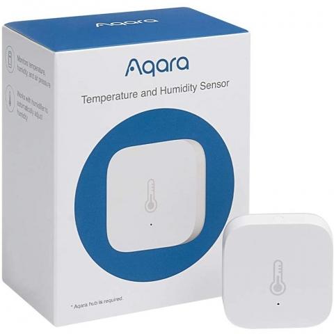 Aqara Sıcaklık ve Nem Sensörü