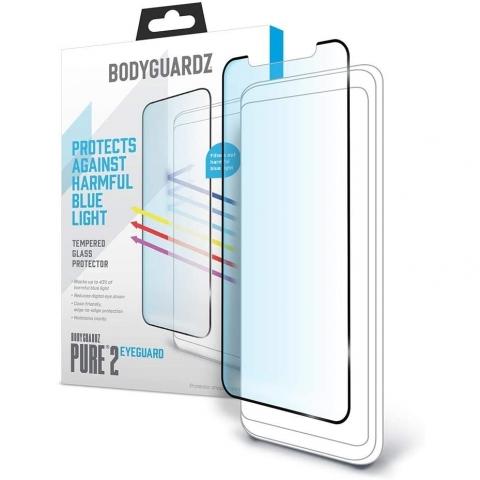 BodyGuardz iPhone 12 Pure 2 EyeGuard Cam Ekran Koruyucu