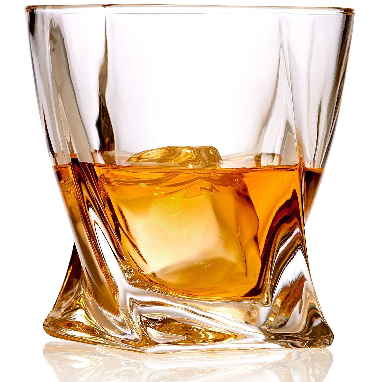 Kişiye Özel Highland Viski Bardağı & Şişesi Seti | Hediye