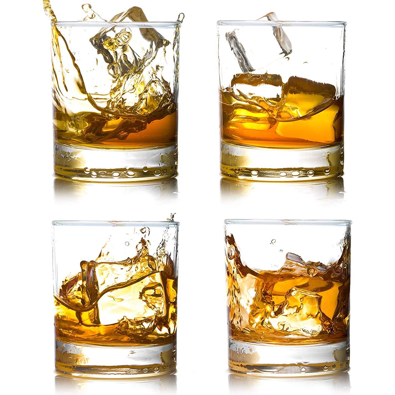 Kanars Kristal 4lü Viski Bardağı Ve Viski Şişesi - n11.com