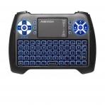 ANEWISH Mini Kablosuz Klavye/Touchpad Mouse