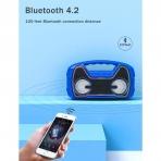 AOMAIS GO Mini Su Geçirmez Bluetooth Hoparlör-Blue
