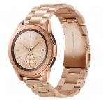 Acestar Samsung Galaxy Watch Metal Kayış (42mm)-Rose Gold