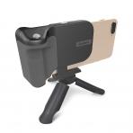 Adonit PhotoGrip Qi Bluetooth Telefon İçin Kamera Deklanşörü-Black