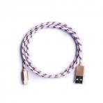 Alto Örgülü Lightning Kablo (1M)