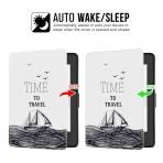 Ayotu Kindle Paperwhite Kılıf-The Time To Travel